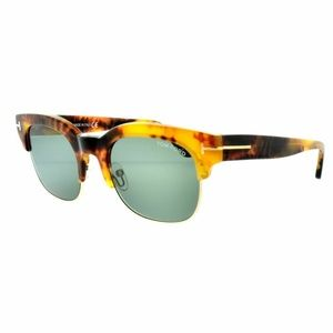 Tom Ford Square Style Green Lens